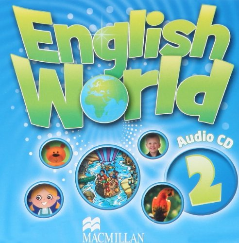 9780230024519: English World 2: Audio CD