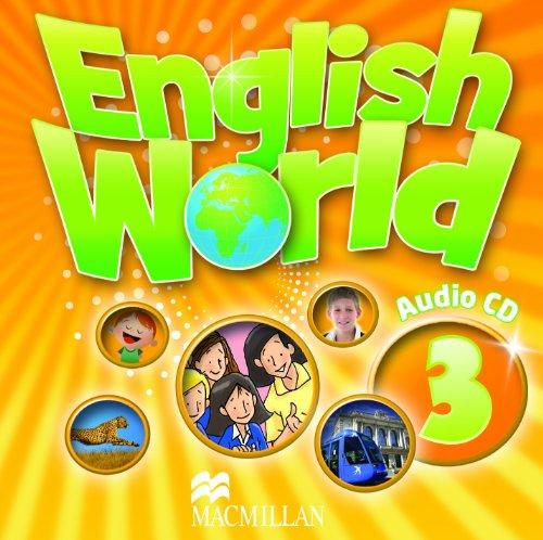 9780230024526: English World 3, Audio CD