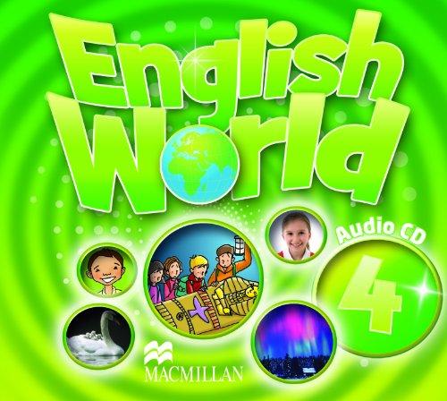 English World 4 Audio CDx3: Mary Bowen