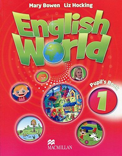 9780230024595: ENGLISH WORLD 1 Pb: Student Book
