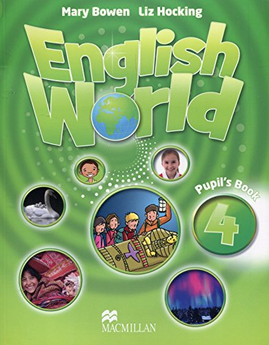 9780230024625: ENGLISH WORLD 4 Pb: Student Book