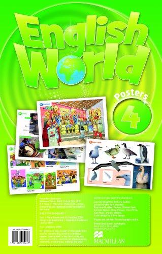 9780230024687: English World 4: Posters
