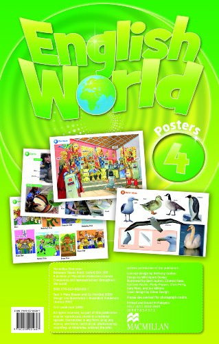 9780230024687: English World 4: Posters