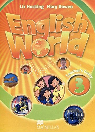 9780230024731: English World 3: Teacher's Guide