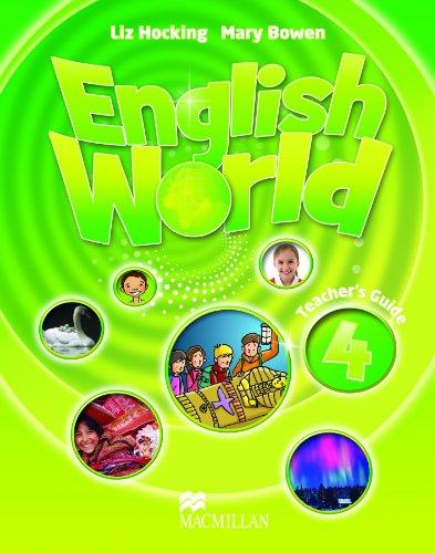 9780230024748: English World 4: Teacher's Guide