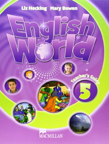 9780230024755: English World 5 Teacher Book