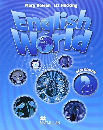 English World 2 Work Book (0230024785) by MARY BOWEN