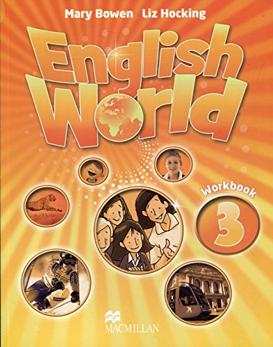 9780230024793: English World 3, Work Book
