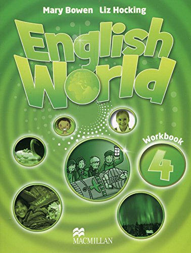 9780230024809: English World 4: Work Book