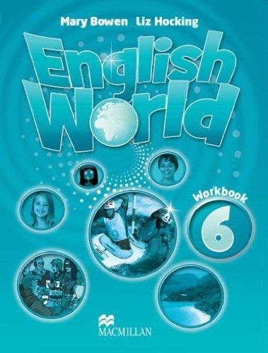 9780230024823: English World 6: Work Book