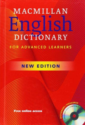 9780230025462: Macmillan English Dictionary for Advanced Learners