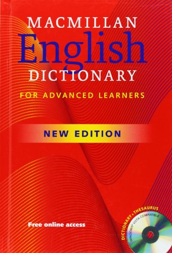 9780230025462: Macmillan English Dictionary for Advanced Learners