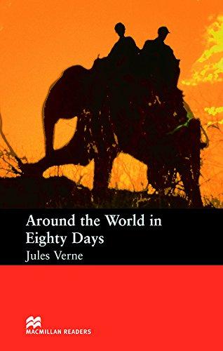9780230026742: Around the World in 80 Days Book only - Macmillan Reader Beginner Level