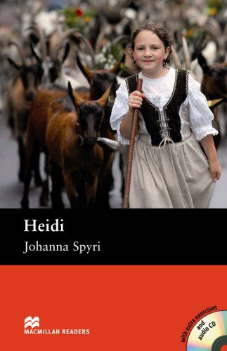 9780230026797: Heidi - Book and Audio CD Pack - Pre Intermediate (Macmillan Reader)