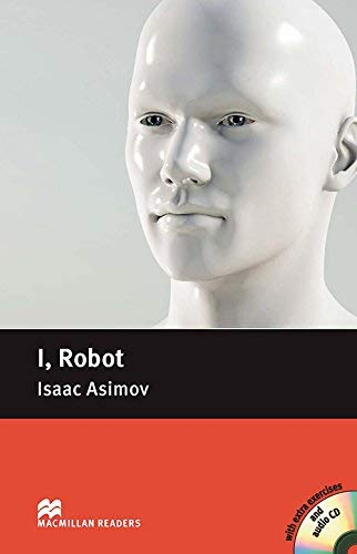 9780230026827: MR (P) I Robot Pk: Pre-intermediate Level (Macmillan Readers 2008)