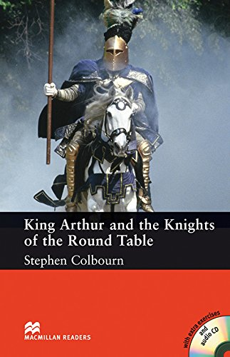 9780230026858: King Arthur and the Knights of the Round Table - Book and Audio CD (Macmillan Reader)