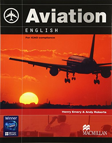 Aviation English Pack (Student's Book's, CD-ROM and: Emery, Henry