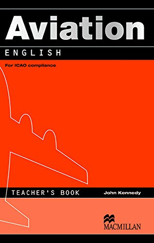 9780230027589: Aviation English Teacher Book
