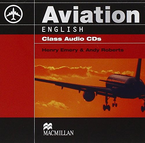 9780230027596: Aviation English Class Audio CD