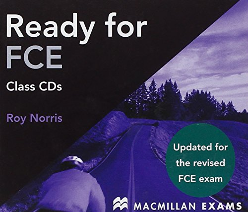 9780230027640: Ready for FCE Audio CD x 3