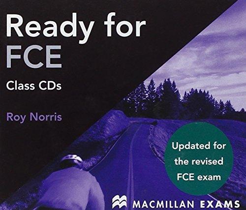 9780230027640: Ready for FCE Audio CD x 3