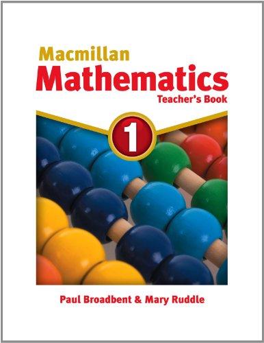 9780230028166: Macmillan Mathematics 1