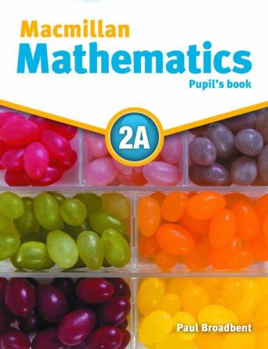 9780230028197: Macmillan Mathematics 2B: Pupil's Book