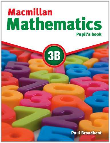 9780230028234: Macmillan Mathematics 3B: Pupil's Book