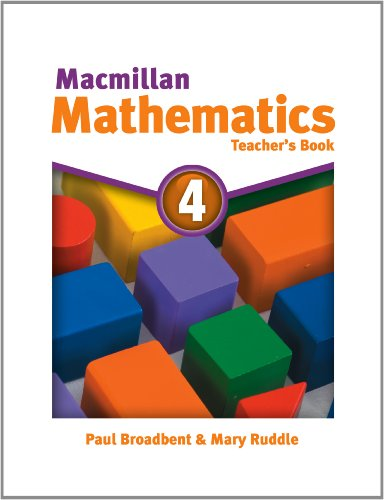 9780230028289: Macmillan Mathematics 4: Teacher's Book