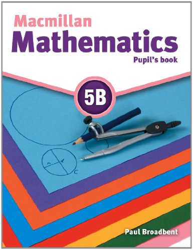 9780230028319: Macmillan Mathematics 5 Pupil's Book B