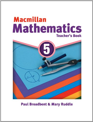 9780230028326: Macmillan Mathematics 5: Teacher's Book