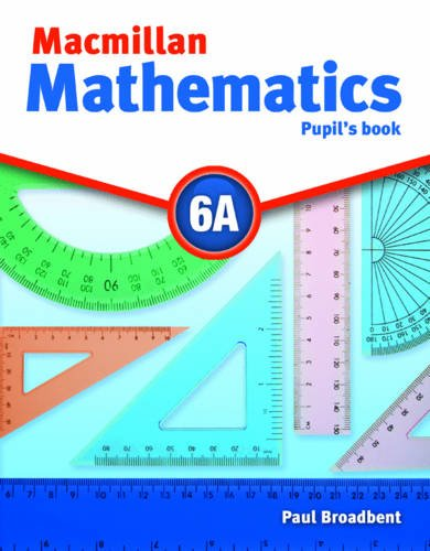 9780230028357: Macmillan Mathematics 6 Pupils Book B