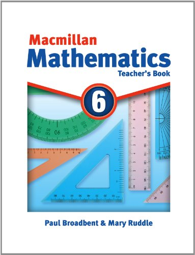9780230028364: Macmillan Mathematics 6 Teachers Book