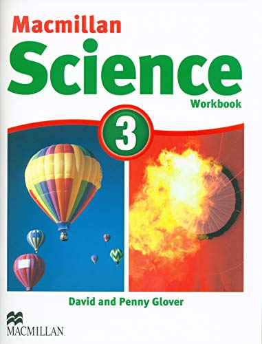 MacMillan Science 3: Workbook: Glover, David