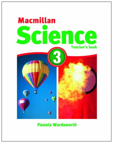 9780230028487: MacMillan Science 3: Teacher's Book