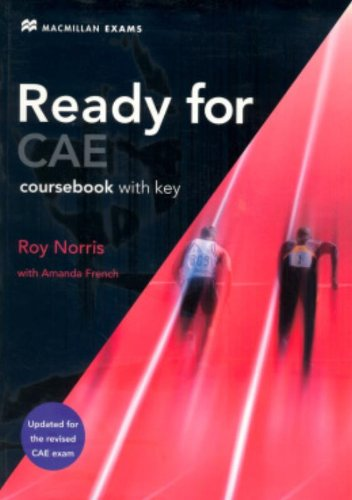 9780230028869: READY FOR CAE Sts +Key (2008) N/E: Student's Book + Key