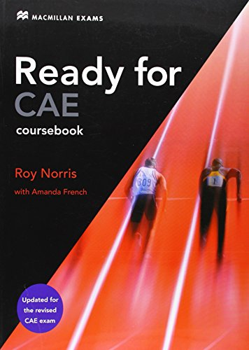 9780230028876: Ready for CAE C1 - Student Book + Key