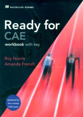 9780230028883: READY FOR CAE Wb +Key (2008) N/E: Workbook + Key