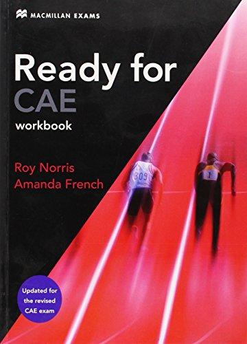 9780230028890: Ready for CAE Workbook + Key - C1