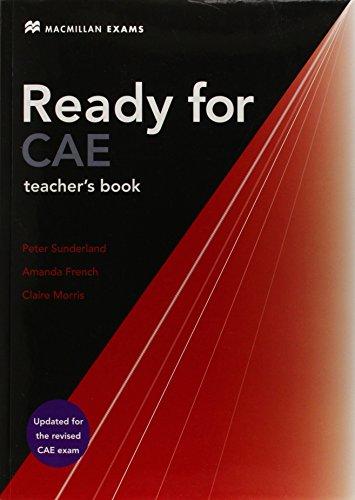 9780230028906: Ready for CAE Teachers Book