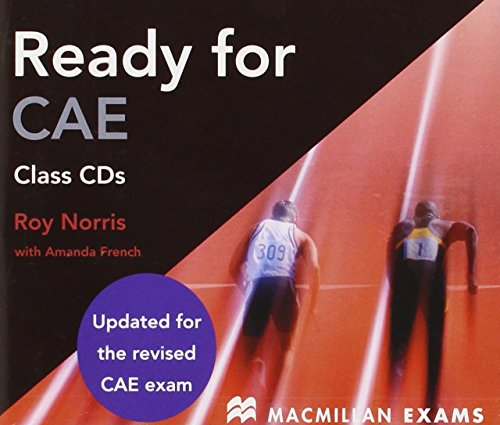 9780230028913: Ready for CAE Audio CD