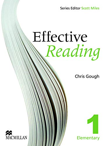 Effective Reading: 1: Effective Reading Elementary Student's Book: Chris Gough