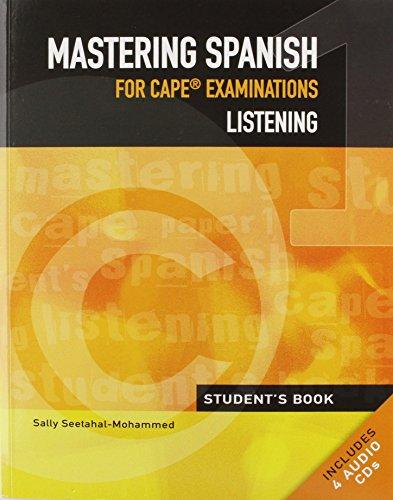 9780230029200: Mastering Cape Spanish Listening Pk