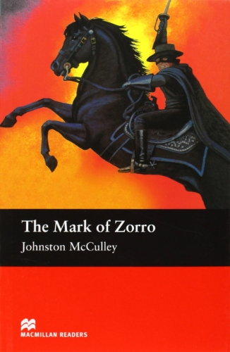 9780230029217: The Mark of Zorro: Elementary Level (Macmillan Reader)