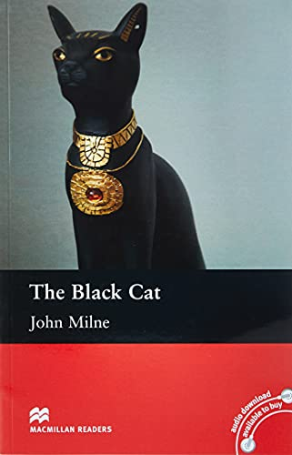 Macmillan Readers Black Cat The Elementary Without: Milne, John