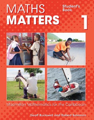 9780230029873: Maths Matters: Macmillan Mathematics for the Caribbean (Student's Book 1 - Grade 7)