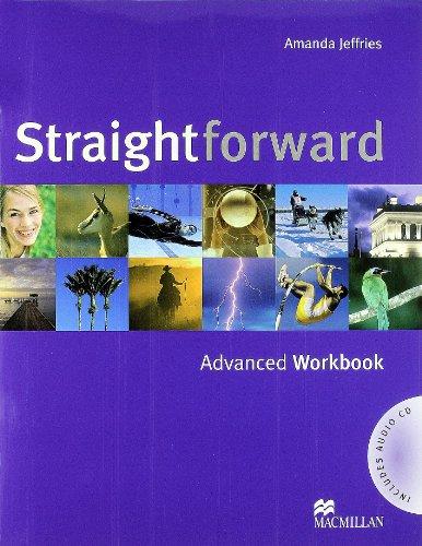 9780230030152: STRAIGHTFORWARD ADVANCED WORKBOOK