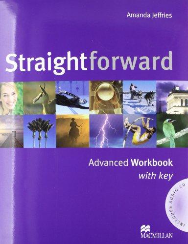9780230030220: STRAIGHTFORWARD Adv Wb Pk +Key Pfolio