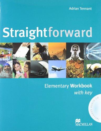9780230030244: STRAIGHTFORWARD ELE E+KEY