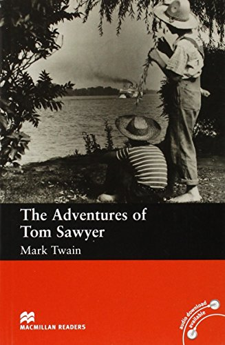 9780230030336: Adventures of Tom Sawyer: Beginner (Macmillan Readers)